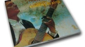 Compositor araxaense, Adriano Rivas, lança CD de musicoterapia