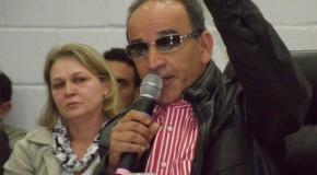 Vereador Marcílio de Faria anuncia pedido de licença, de um mês, das atividades legislativas