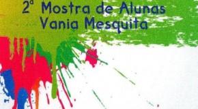 Exposição em Araxá retrata trabalho das alunas de Vania Mesquita