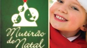 Igreja evangélica de Araxá realiza Mutirão de Natal