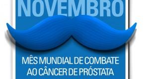 Campanha Novembro Azul faz alerta sobre o câncer de próstata e saúde do homem