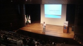 Militares participam de palestra sobre câncer de próstata, em Araxá