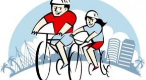 Grupo realiza 'Pedal Solidário' para arrecadar donativos, em Araxá
