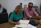 Câmara dá posse para a vereadora Onilda Soares, suplente do Marcílio da Prefeitura