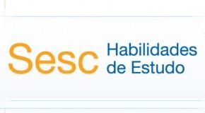 SESC Araxá abre inscrições para o Projeto Habilidade de Estudo