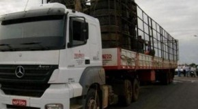 Prefeitura realiza mais uma operação de retirada de pneus do Ecoponto
