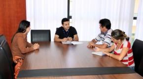 Reunião em Tapira define agenda de 2015 com o Sebrae
