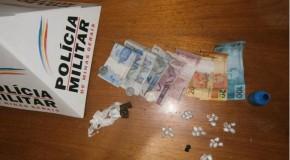 Acusado de tráfico de drogas é procurado pela Polícia Militar de Ibiá