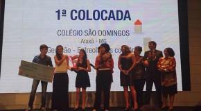 Colégio São Domingos vence 14º Prêmio Escola Voluntária, com projeto do Recanto do Idoso