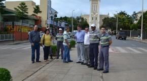 PMA reabre amanhã cruzamento da Antônio Carlos com Dom José Gaspar em caráter experimental