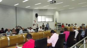 Aprovados Orçamento 2015 e Minirreforma administrativa da PMA pela Câmara