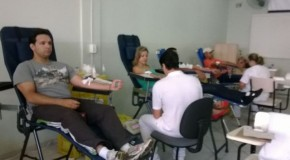 Araxá realizada Campanha que  incentiva doação voluntária de sangue
