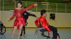 Cia araxaense de dança leva ouro em Campeonato Brasileiro de Dança em Cadeira de Rodas