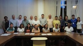 Encontro entre rotarianos e bolsistas do Uniaraxá revela histórias emocionantes