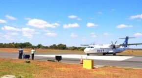 Prefeito Pedro Rodrigues confirma interesse do governo federal no aeroporto de Patos de Minas