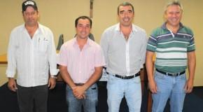 Kléber Domingos de Melo é o novo presidente da Câmara de Tapira