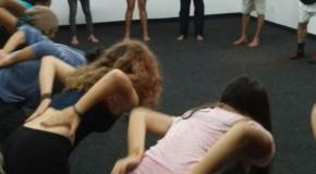 Grupo Galpão realiza oficina de teatro com atores de Araxá
