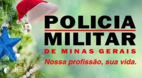 Batalhão da PM em Araxá dá início a Operação Natalina 2014