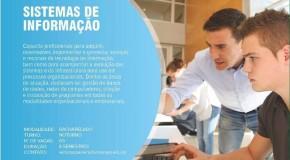 Mercado sofre com escassez de profissionais formados em Sistemas de Informação