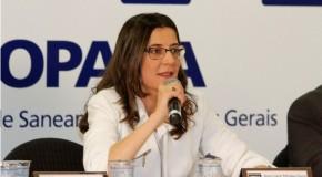 Nova direção da Copasa pede à população uma redução de 30% no consumo de água