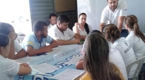 Profissionais do Programa de Combate à Dengue de Patos recebem treinamento