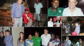 Minas Folia: Prefeito de Araxá visita ensaios das Escolas de Samba