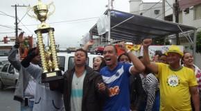 Escola de Samba Unidos do Morro é bi-campeã do Carnaval de Araxá