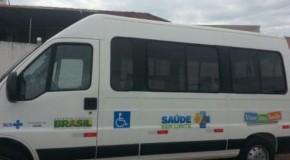 Clínica de Reabilitação Totó Veloso, em Patos recebe veículo adaptado