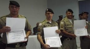 37º Batalhão da PM em Araxá comemora 10 anos de instalação