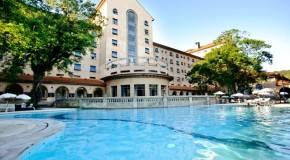Grande Hotel de Araxá conquista prêmio internacional na categoria hotéis para família