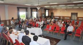 Demandas da saúde de Araxá são debatidas em reunião na Pousada Dona Beja
