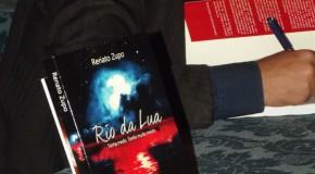 Lançamento do livro Rio da Lua foi um sucesso, em Araxá