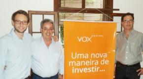 Secretário de Desenvolvimento Econômico de Araxá participa de evento e visita empresas de São Paulo