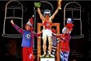 Clube de palhaços, dirigido por Evandro Mesquita, encerra Tri Ciclo Espetáculos