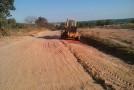 Pontos críticos de estradas vicinais de Araxá são atingidos por obras