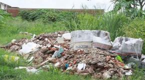 Donos de lotes sujos em Ibiá começam a ser notificados pela prefeitura