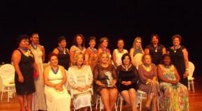 Medalha homenageia mulheres que contribuíram com o crescimento de Araxá