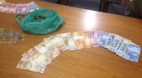 Polícia Militar de Ibiá apreende drogas e prende um acusado de tráfico