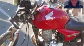 Homem de 37 anos morre em acidente de moto no Setor Norte