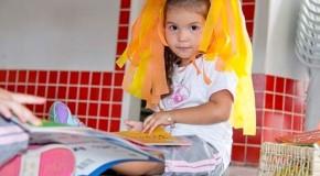 Creche Municipal de Tapira inicia projeto literário com alunos