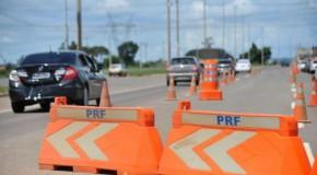 Reduz número de mortos nas estradas federais durante feriado Semana Santa