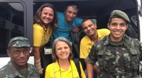 Professora do Uniaraxá realiza viagem precursora para participar do Projeto Rondon