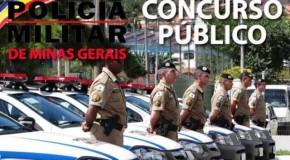 Aberto curso para formação de soldados da Polícia Militar de Minas Gerais