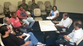 Organizadores realizam segunda reunião preparatória da Copa Ampla 2015