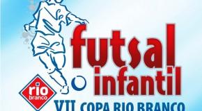 Copa Rio Branco de Futsal 2015 chega a etapa final
