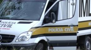 Homem de 27 anos é encontrado na zona rural de Araxá, com tiro na cabeça