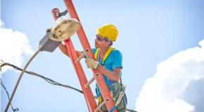 Prefeitura de Tapira melhora iluminação pública da cidade