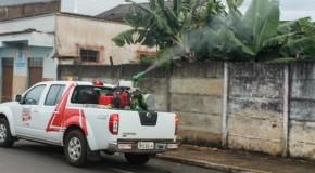 Fumacê pesado em Araxá tem novo itinerário a partir da próxima segunda