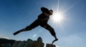 Superação de atleta paraolímpico é tema de palestra hoje, em Araxá