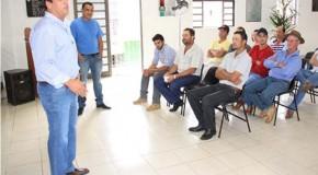 Prefeitura de Tapira participa da abertura da Chamada Pública do Leite